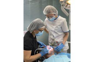 """Клиника Lumiere является клинической базой """"Громадської спілки безперервного розвитку лікарів-стоматологів»"""